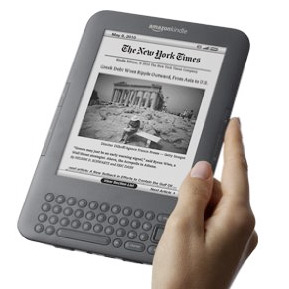 Older Kindle e-Readers should Update OS today