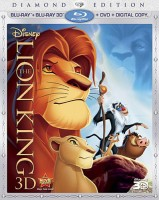 'The Lion King' to get 3D release