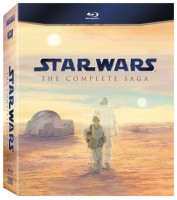 Star Wars Blu-ray cover art revealed