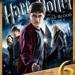 Harry Potter 6 front