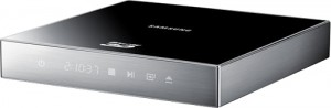 Samsung - 3D Wi-Fi Built-In Blu-ray Disc Player