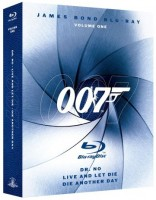 Blu-ray Deal: James Bond 3-packs only $25