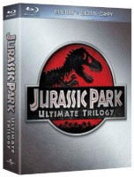 'Jurassic Park Ultimate Trilogy' to release on Blu-ray