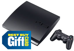 Best Buy offers $50 gift card with PS3 purchase