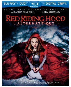 Red Riding Hood Blu-ray Disc/DVD Combo