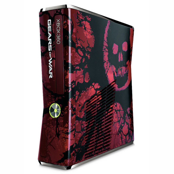 """Gears of War 3"" limited edition Xbox 360 revealed – HD Report"