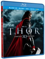 'Thor' headed for Blu-ray 3D & DVD