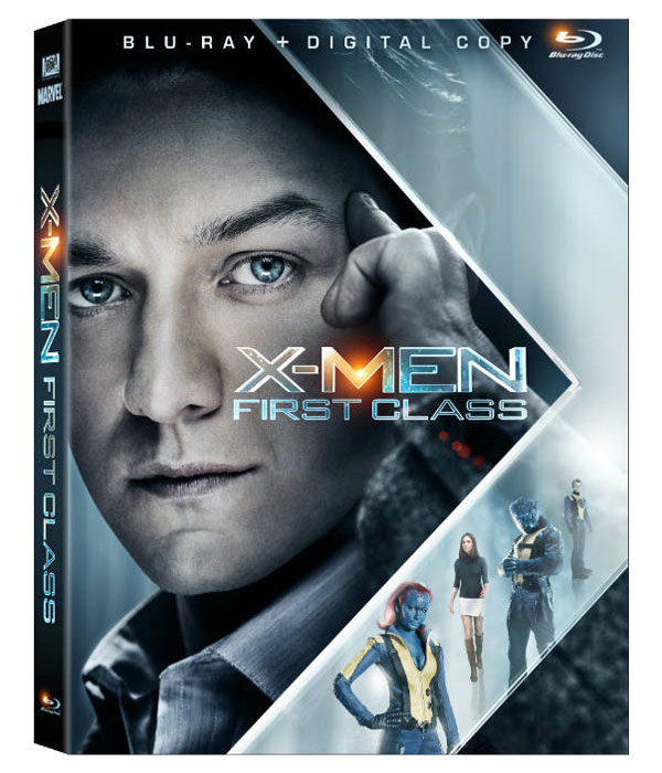 X-Men: First Class to include Android Digital Copy