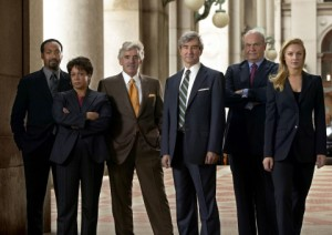 Law & Order press photo Copyright NBC