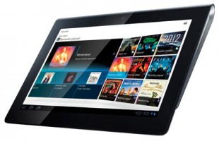 Sony taking pre-orders on first tablets