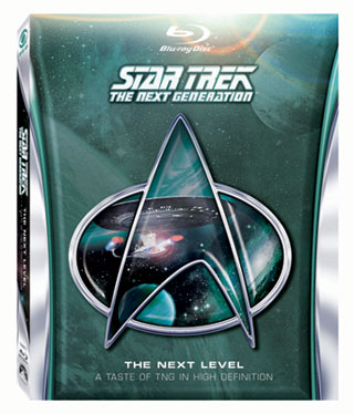 'Star Trek: The Next Generation' headed for Blu-ray