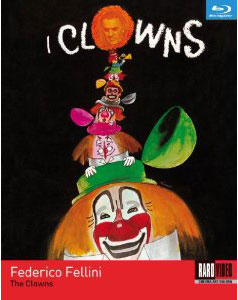 Fellini's restored 'I Clowns' to release on Blu-ray