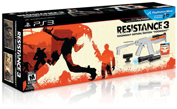 'Resistance 3′ for PS3 now available