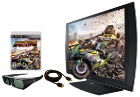 Sony offers 'Resistance 3′ with PlayStation 3D display bundle