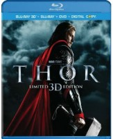 New on Blu-ray: Thor, Glee, Spartacus, Supernatural