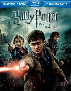 Win a copy of Harry Potter and the Deathly Hallows, Part 2 on Blu-ray