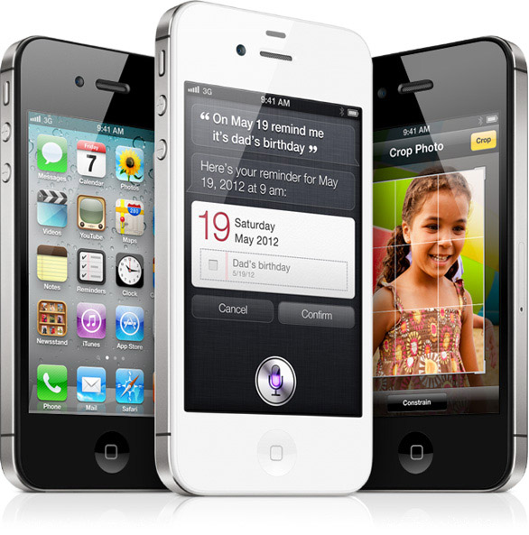 Apple announces iPhone 4S release date