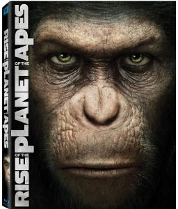 'Rise of the Planet of the Apes' on Blu-ray & DVD