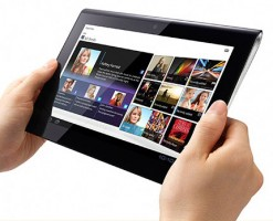 "Sony's Tablet S now streaming ""Video Unlimited"""