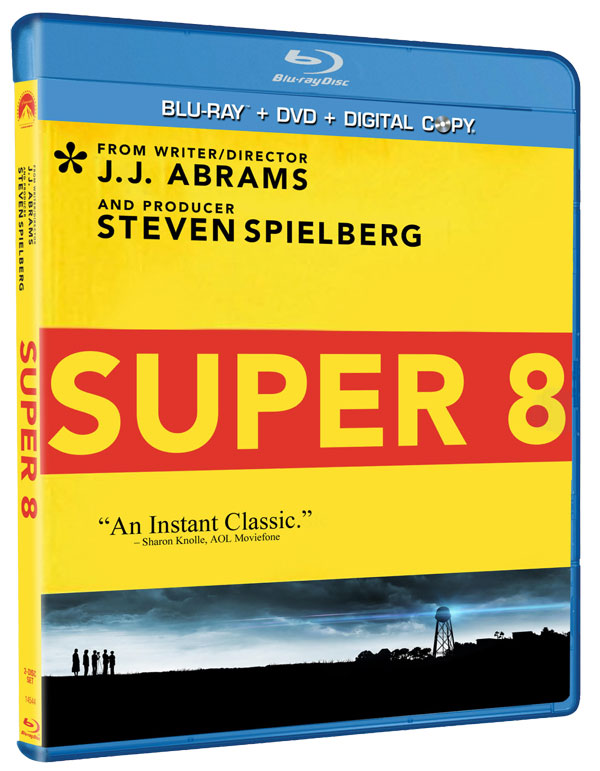 Blu-ray Review: Super 8