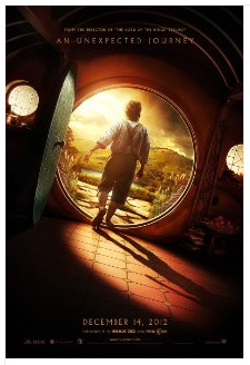 'The Hobbit: An Unexpected Journey' trailer released
