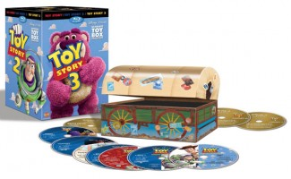 Toy Story Ultimate Box Collection half-price