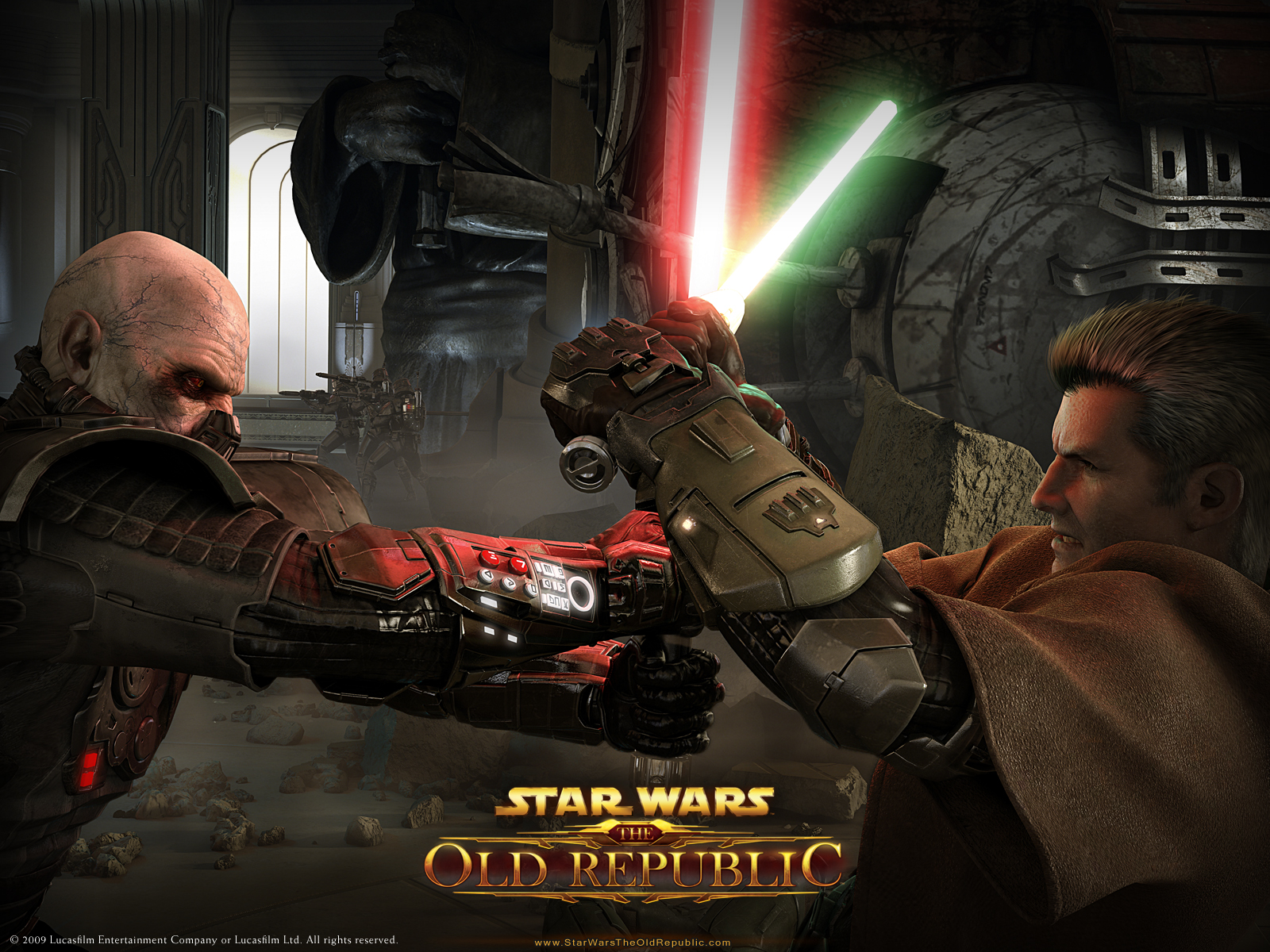 Star Wars: The Old Republic beta draws 2 million ahead of Dec. 20 release