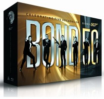 'Bond 50′ on Blu-ray back to $149 [UPDATE: $129]