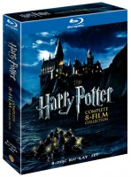 Blu-ray Deal: Harry Potter: The Complete 8 Film Collection