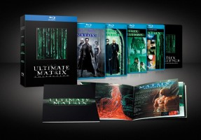 'The Ultimate Matrix Collection' just $25 this week at Amazon
