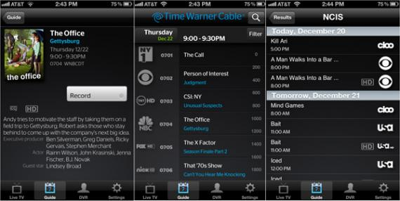 What Channel Is Tv Land Hd On Time Warner Cable: Time Warner Cable launches iPhone live TV app u2013 HD Reportrh:hd-report.com,Design