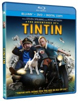 THE ADVENTURES OF TINTIN headed for Blu-ray 3D, DVD and UltraViolet