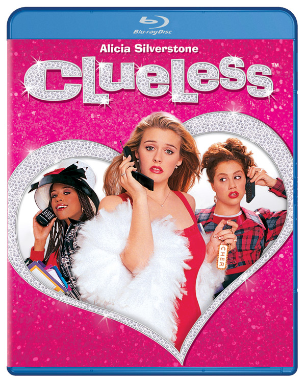 Paramount announces 'Clueless' on Blu-ray
