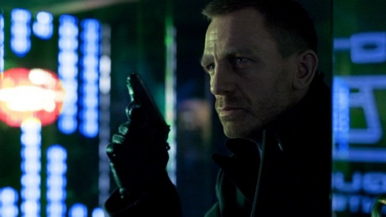 james bond sky fall daniel craig first production still released