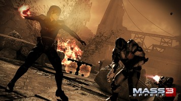 Mass Effect 3 Demo launches on PSN, multiplayer available for PS3