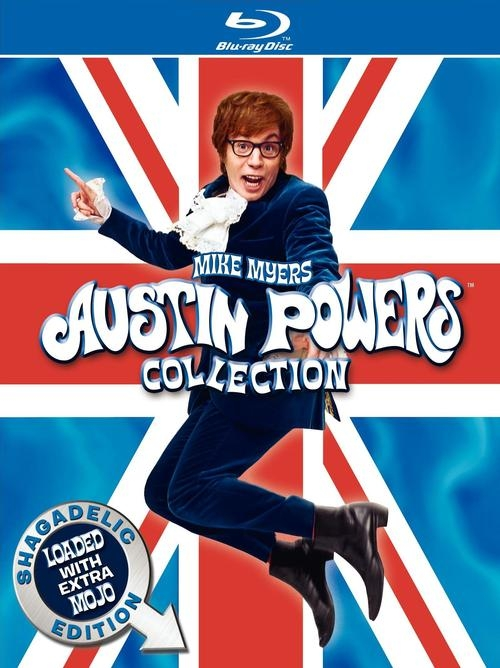 'Austin Powers Collection' $16.99 at Amazon this week