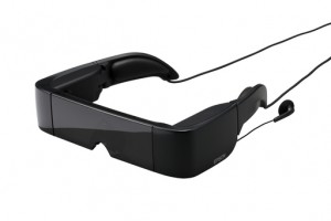 Epson ships Moverio BT-100 wearable Android 3D display