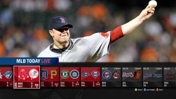 MLB TV, HBO GO, Comcast apps go live on on Xbox