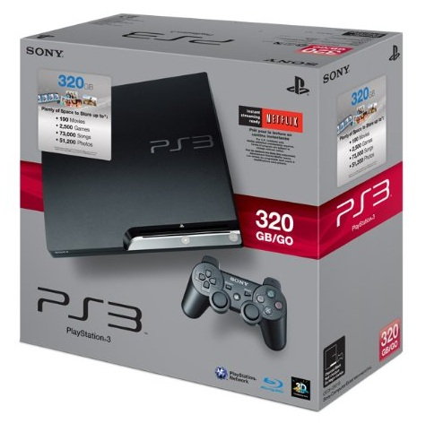 PS3 at Amazon