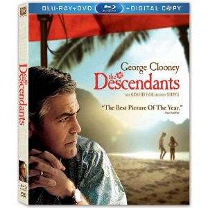 This week on Blu-ray: The Descendants, Adventures of Tintin, Last Temptation of Christ