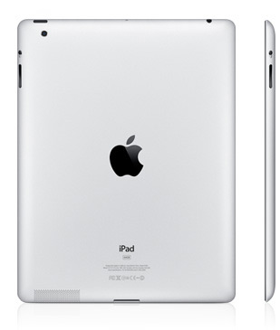 Apple iPad 3 to be called iPad HD?