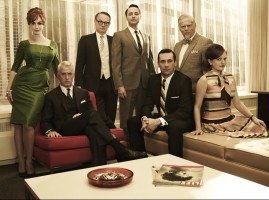 'Mad Men' season 5 to premiere this weekend