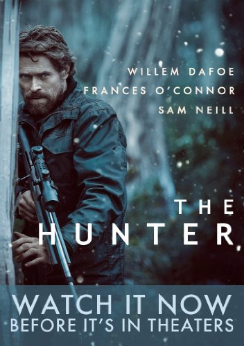 the-hunter-willem-dafoe-poster