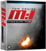 'Mission Impossible' trilogy $17.99 at Amazon