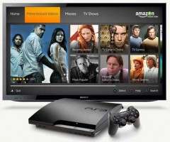 Amazon Instant Video now on PS3, finally