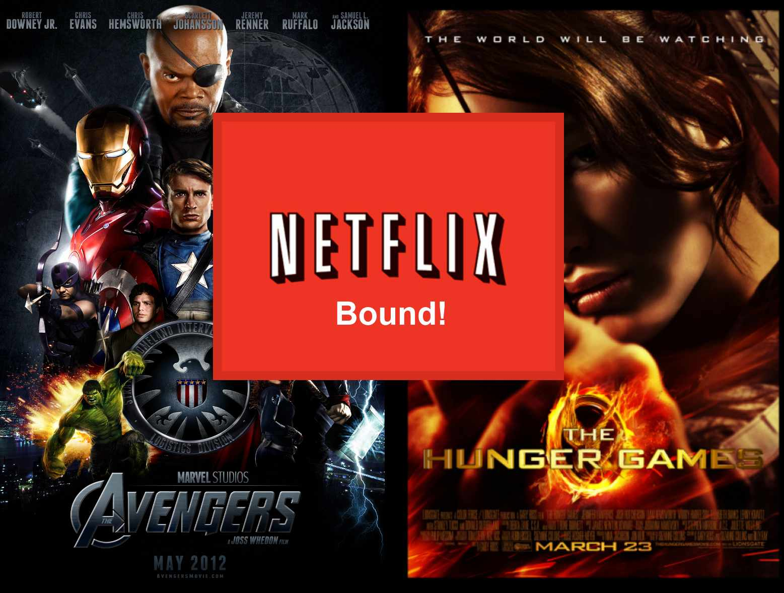Report: Netflix streaming to get 'The Avengers' & 'The Hunger Games'