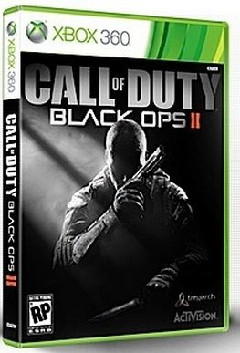 Black Ops 2 Box Art