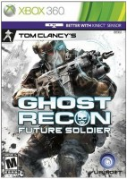 In stores today: 'Tom Clancy's Ghost Recon: Future Soldier'