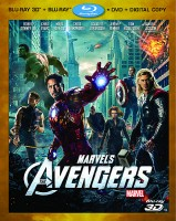 'The Avengers' gets September Blu-ray/3D release date