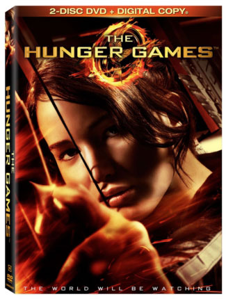'The Hunger Games' Blu-ray/DVD Giveaway